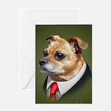 RIley Greeting Card