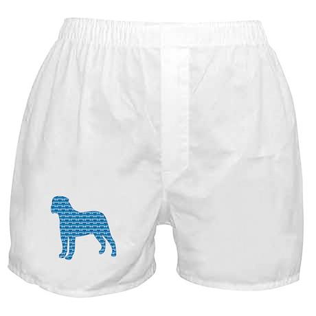 Bone Bullmastiff Boxer Shorts