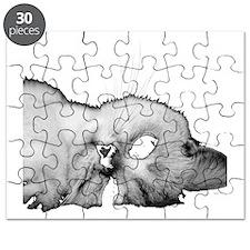 Cat Face Puzzle
