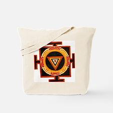 Kali Yantra Tote Bag