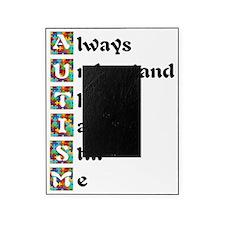 Autism Poem Puzzle Picture Frame