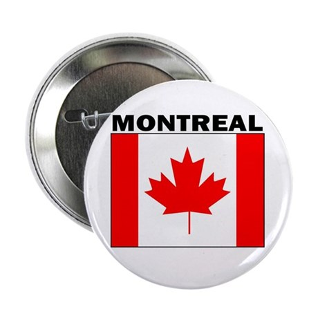 "Montreal, Quebec 2.25"" Button (100 pack)"