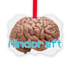Mindcraft, the game of minds. Ornament