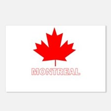 Montreal, Quebec Postcards (Package of 8)