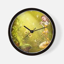 ft_16_pillow_hell Wall Clock