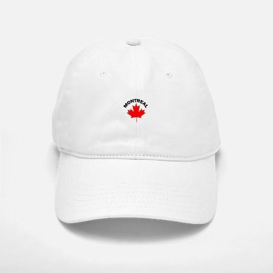 Montreal, Quebec Baseball Baseball Cap