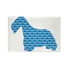 Bone Cesky Rectangle Magnet (100 pack)