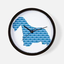Bone Cesky Wall Clock