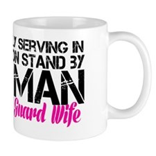 Operation Stand By My Man - Wife Mug