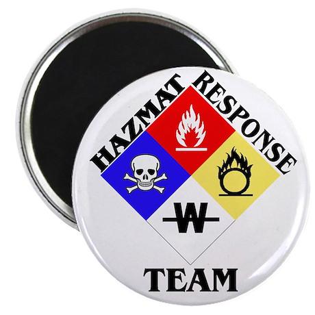 "HAZMAT Response Team 2.25"" Magnet (10 pack)"