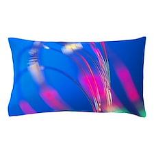 Optical fibres Pillow Case