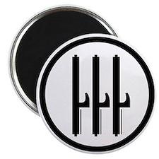 Royal Italian AF roundel 1935-1943 Magnet
