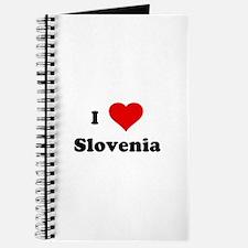 I Love Slovenia Journal