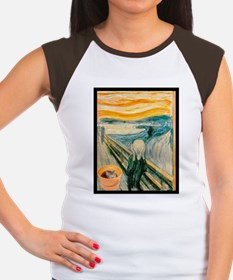 Art Spoofs Women's Cap Sleeve T-Shirt