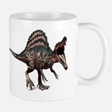 Spinosaurus dinosaur, artwork Mug