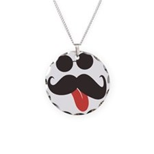 Mustache and Sunglasses Necklace