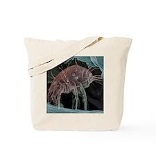 Dust mite, SEM Tote Bag