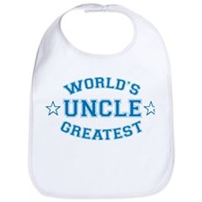 World's Greatest Uncle Bib