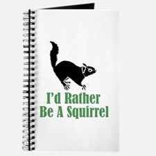Rather Be A Squirrel Journal