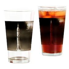 Explorer 4 launch Drinking Glass