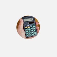 Electronic calculator Mini Button