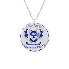 Hesby Oaks Formal Logo Necklace