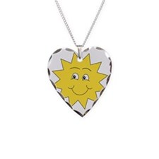 Yellow Happy Sunshine. Necklace