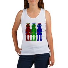 RGB Bot Trio Women's Tank Top