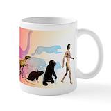Adult dinosaur Coffee Mugs