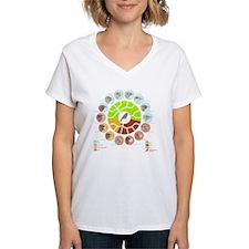 Galapagos finches, artwork Shirt