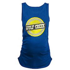 Wolf Creek Ski Resort Colorado  Maternity Tank Top
