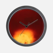 First atomic explosion at Los Alamos Wall Clock