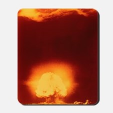 First atomic explosion at Los Alamos Mousepad
