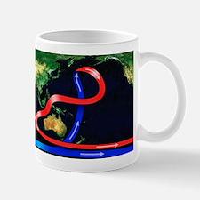 Global ocean circulation Mug