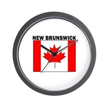 New Brunswick Wall Clock