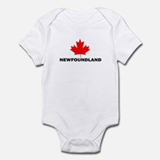Newfoundland Infant Bodysuit
