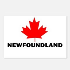 Newfoundland Postcards (Package of 8)