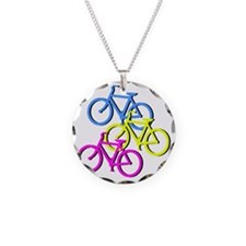 Bicycles Necklace