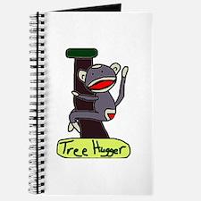 Tree Hugger Monkey Journal