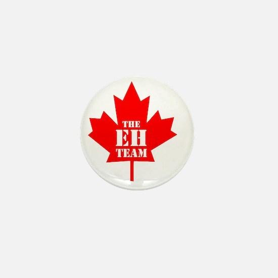 The Eh Team Mini Button