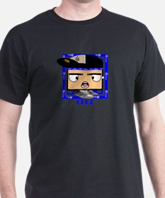 "Ceez Crips ""Square Heads"" T-Shirt"