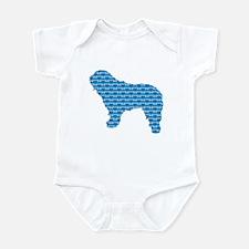 Bone Bergamasco Infant Bodysuit