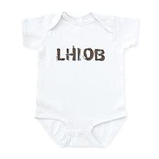 "Entourage Quotes - ""LHIOB"" Infant Bodysuit"
