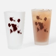 Um...its nothing Drinking Glass