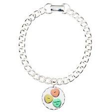Baby's 1st Valentine's D Bracelet