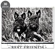 Best Friends - Scottie Dogs #2 Puzzle