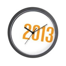 American Discovery 2013 Logo Wall Clock