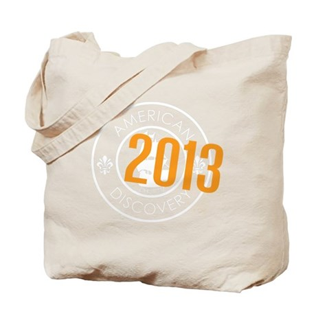 American Discovery 2013 Logo Tote Bag