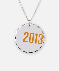 American Discovery 2013 Logo Necklace