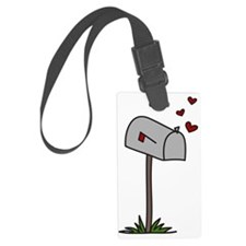 Love Letters Luggage Tag